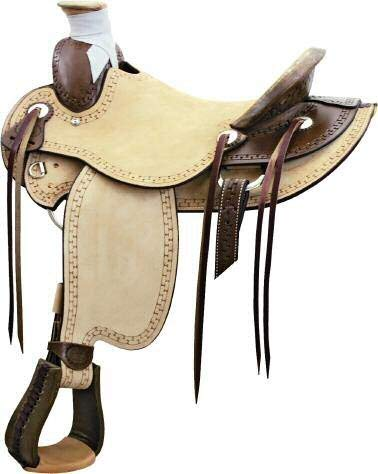 Billy Cook Carlos Wade Saddle