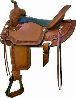 Billy Cook Reno Flex Trail Saddle