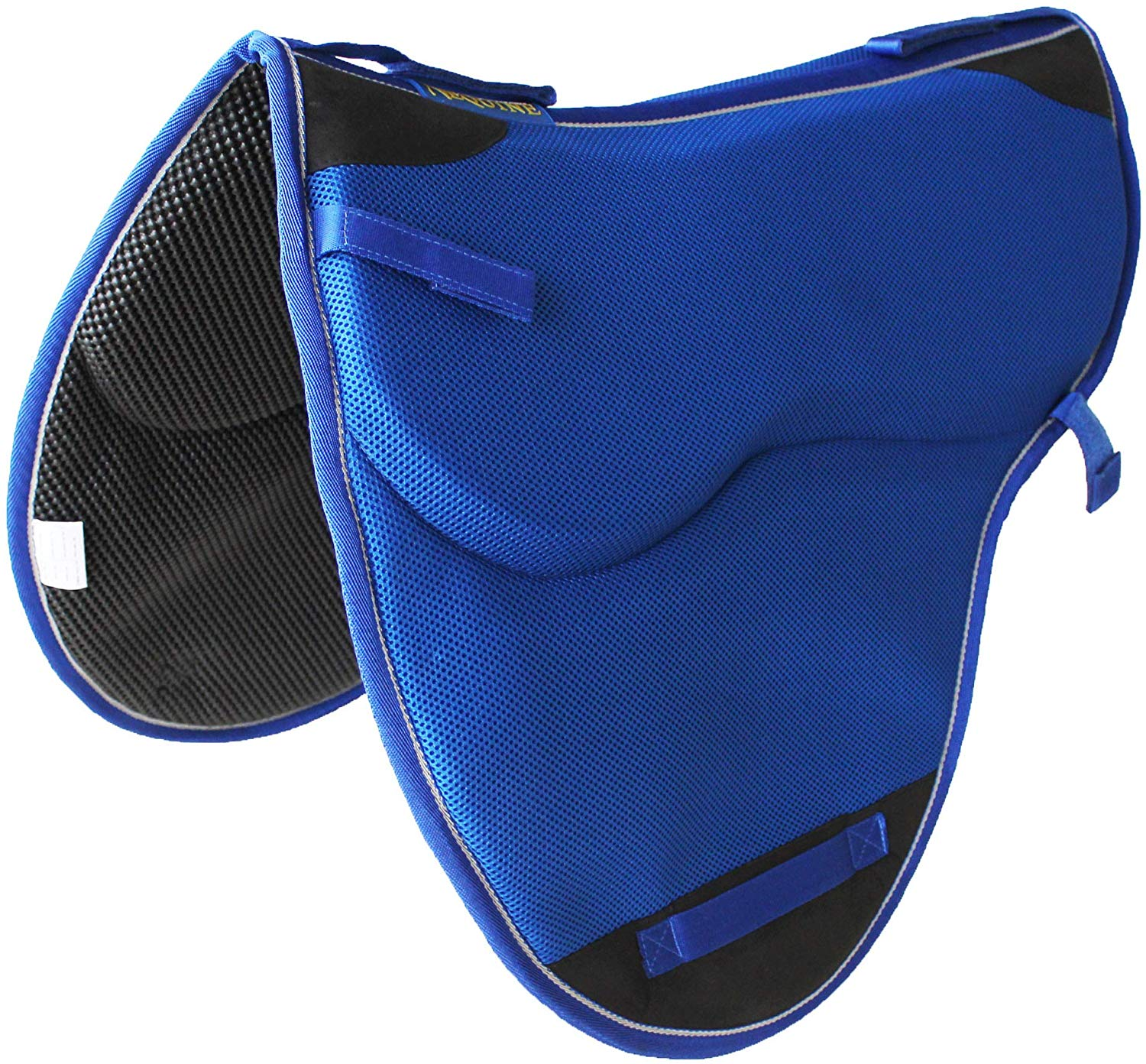 Pro Rider Horse English Endurance Trail Treeless Non-Slip Neoprene Saddle Pad